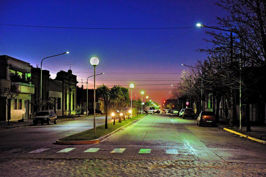 Avenida Mitre, Benito Juárez