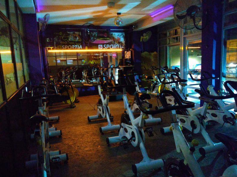 Propietarios de gimnasios de Olavarría le habían reclamado la apertura al intendente Galli.