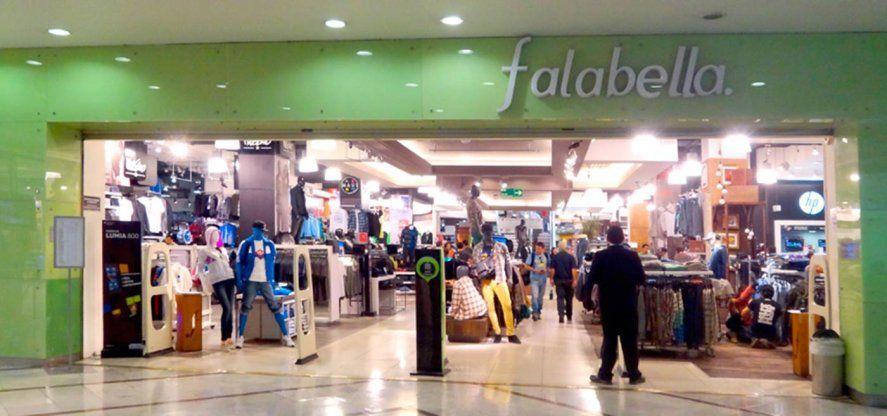 En febrero del año pasado, Falabella debió cerrar su emplemático local de Florida por la caída en las ventas.