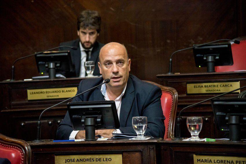 Coparticipación: De Leo propone que lo que recupera la Provincia vaya a municipios.