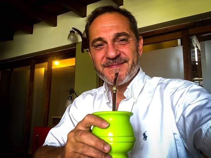 El concejal Pablo Cocuzza