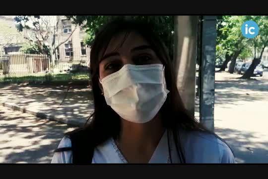El emocionante relato de la primera enfermera vacunada en la provinciavisibility