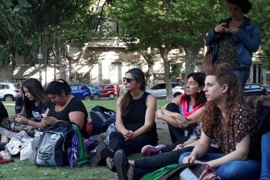 con asambleas feministas, preparan el #8m en la plata, berisso y ensenada