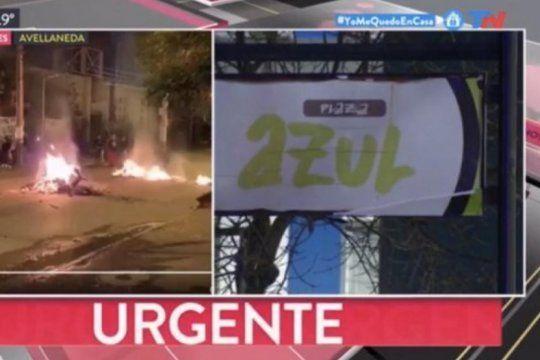 mayra mendoza desmintio una protesta que difundio tn: las imagenes eran de chile
