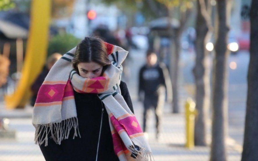 El frío vino para quedarse: cómo estará el clima durante el fin de semana largo en la Provincia