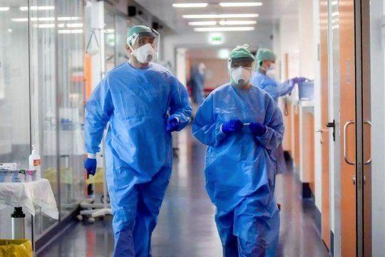 Día negro: Se registró un nuevo récord de muertes diarias por coronavirus.