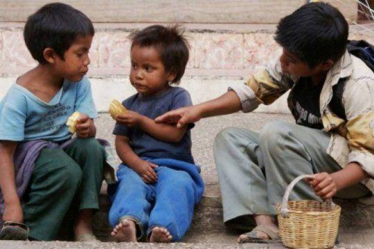 #ninezenagenda: la jornada que busca visibilizar el drama de la pobreza en ninos, ninas y adolescentes