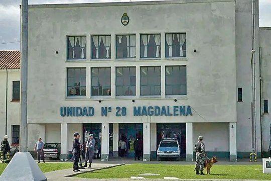 De esta cárcel se escaparon ayer cuatro detenidos: tres ladrones y un homicida