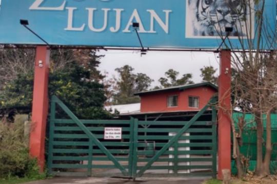 inspeccion en el zoo de lujan: mira como encontraron el lugar
