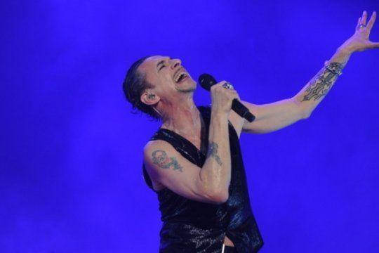 con las manos vacias: enojo de los fanaticos de depeche mode excluidos de los reintegros