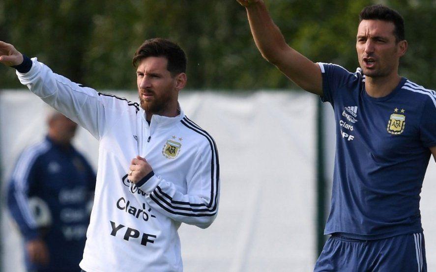 Enterate la formación, la hora y en qué canal podés ver el amistoso entre Argentina y Venezuela