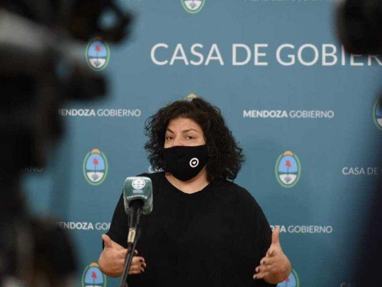 Vizzotti es la nueva ministra de Salud en lugar de Ginés