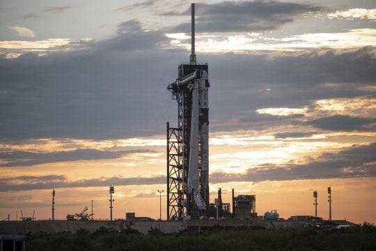El lanzamiento de la NASA y SpaceX fue reprogramado por mal tiempo