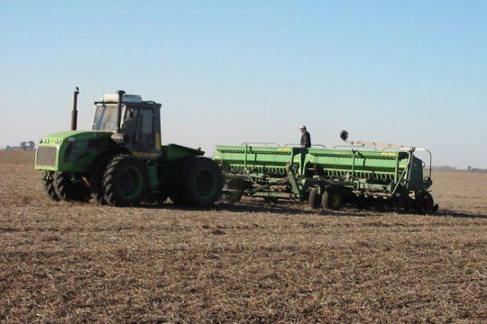 alivio para los cultivos bonaerenses: anuncian lluvias para los proximos siete dias
