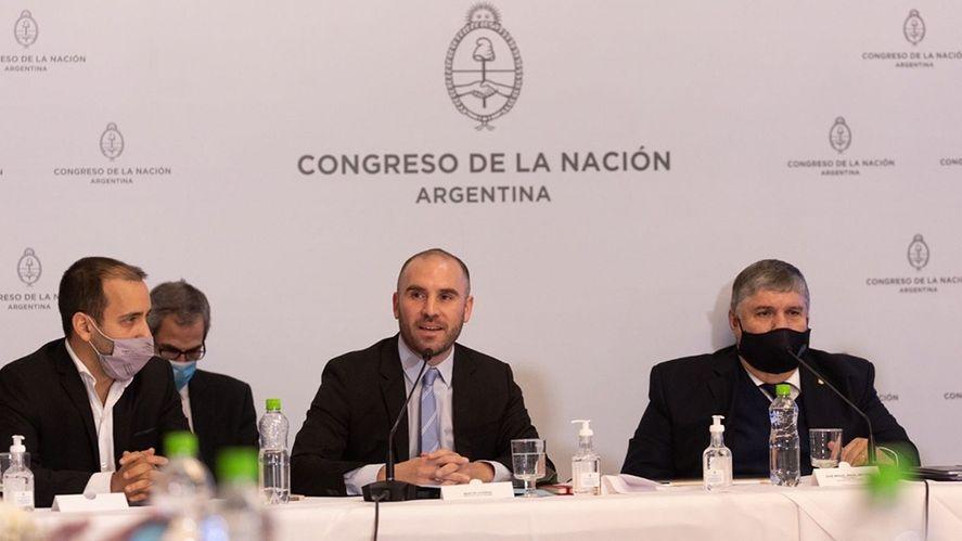 Martín Guzmán irá al Congreso a explicar el Presupuesto 2022