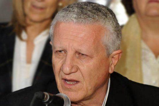 sarghini: ?el gobierno provincial sufre una cerrazon politica que no es conveniente?