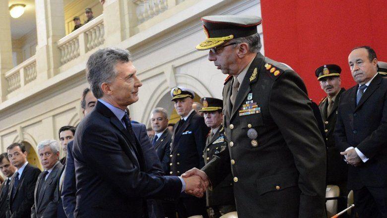 Polémica: Macri confirmó que quiere que las Fuerzas Armadas participen en asuntos de seguridad interna