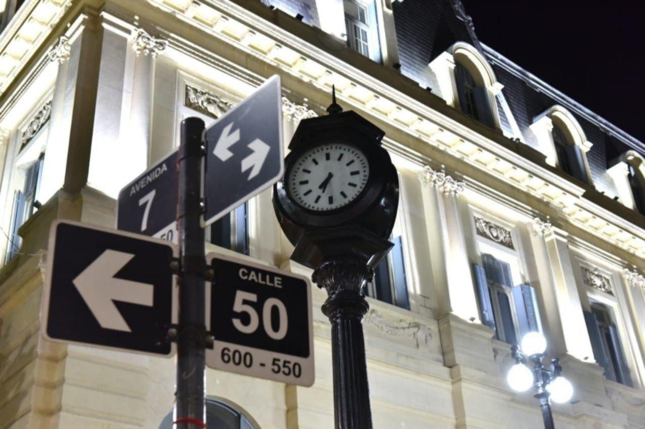 El robo fue en una financiera ubicada en 7 y 50 de La Plata