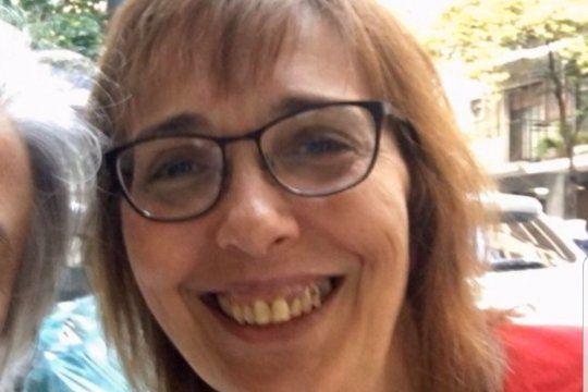 Sandra Pitta más combativa y militante que nunca, defendió las bolsas mortuorias y atacó al Gobierno de Fernández por estigmatizar al de Macri, en un tono de barricada