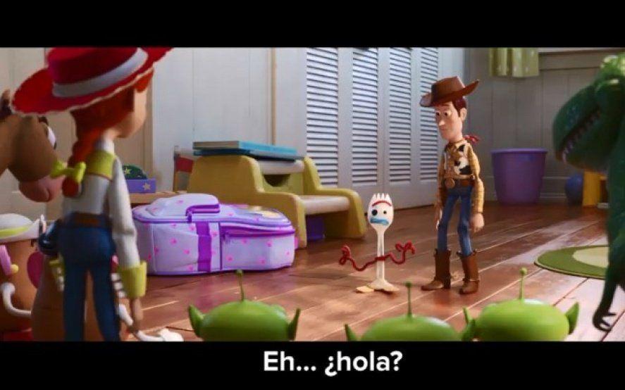 Se estrenó el tráiler de Toy Story 4 y causó furor en las redes sociales
