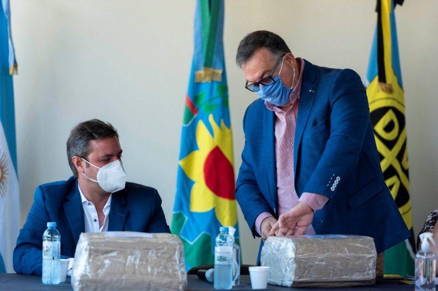 La provincia licitó obras para Azul y Chivilcoy.