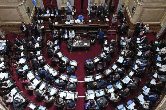 juraran los 24 senadores nacionales electos y definiran las autoridades para el periodo 2019-2023
