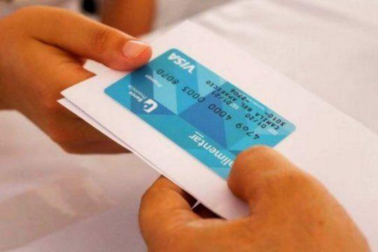 En el marco del Plan Argentina contra el Hambre, la Anses acompaña con el pago de la tarjeta Alimentar.