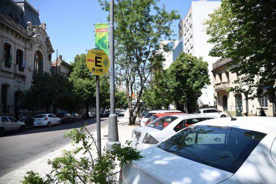Desde hoy y durante todo enero habrá horario reducido en el Estacionamiento Medido de La Plata.