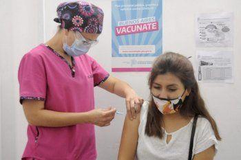 Continúa la vacunación en la provincia de Buenos Aires