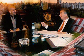 Verón sobre Néstor Kirchner y UNO: fue fundamental