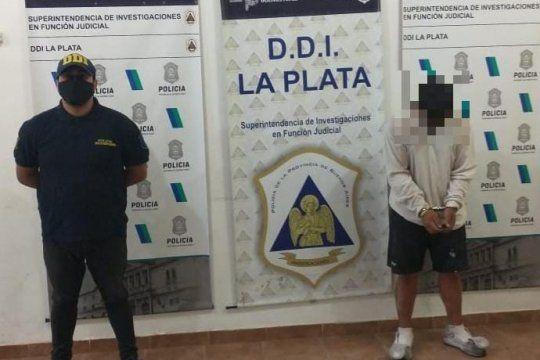 El presunto asesino de Nicolás Pérez Gatti tiene 29 años y cayó en Berisso