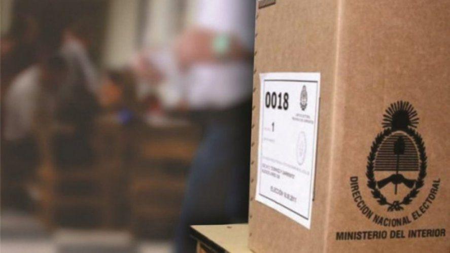 Elecciones: el protocolo sanitario establece medidas de prevención contra el coronavirus