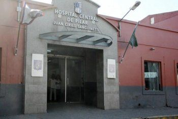 En este hospital quedó internada la joven de 28 años apuñalada