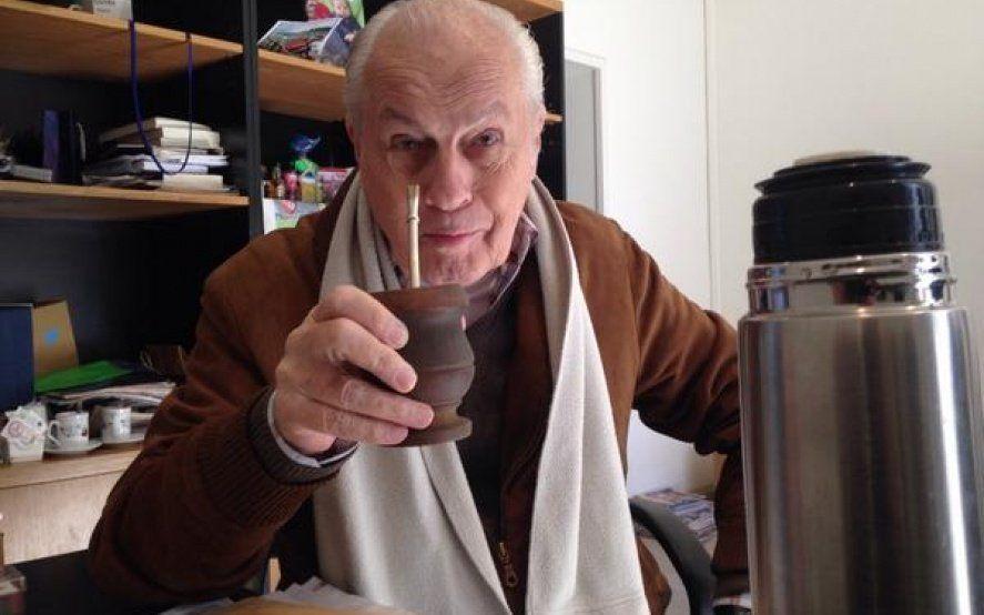 Murió el periodista Edgardo Mesa: tenía 81 años y padecía un enfisema pulmonar