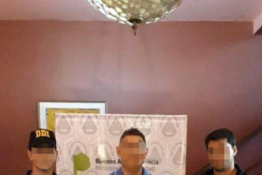 ramos mejia: cayo el hijo de uno de los ladrones del ?robo del siglo? acusado de narco