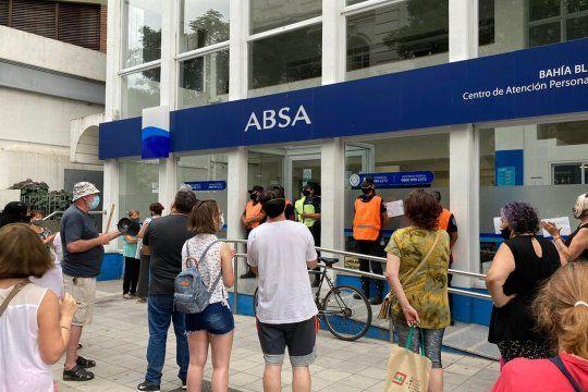 Absa respondió ante el pedido de la justicia por una causa en su contra