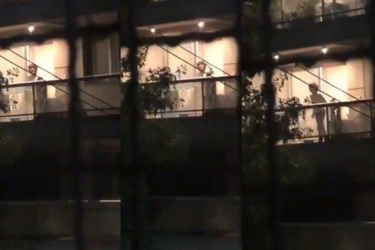 ¿maria elena fuseneco? la desopilante reaccion de una joven peronista que exploto contra los cacerolazos