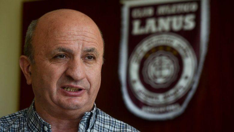 Nicolás Russo criticó la gestión municipal de Lanús