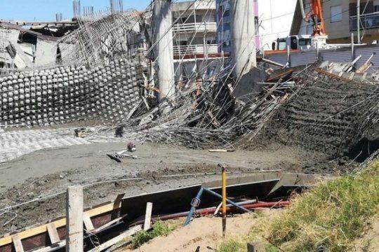 tragedia en santa teresita: avanza la investigacion sobre el derrumbe que dejo seis muertos
