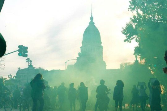 Aborto: comenzó el debate en el Senado