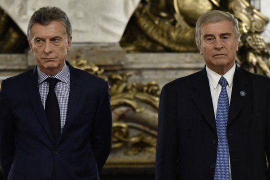 ARA San Juan: denuncian a Macri y Aguad por encubrimiento agravado