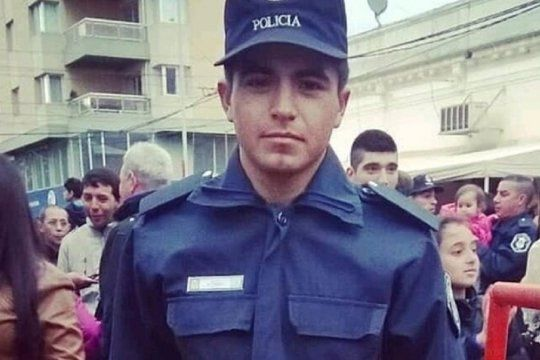 Matías Martínez, el acusado del femicidio de Úrsula, ocurrido en Rojas
