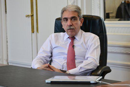 Aníbal Fernández habló del caso Conte Grand (Foto: Archivo)