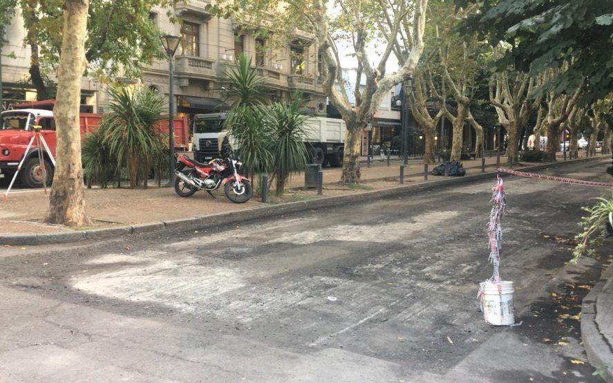 Vuelve el paseo peatonal a La Plata: avanza la obra que busca revalorizar el centro de la ciudad