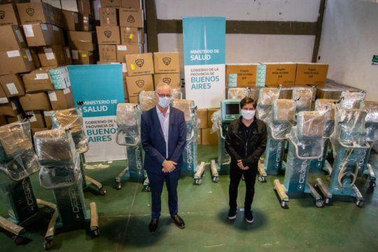 la provincia pago $124 millones por respiradores que nunca llegaron