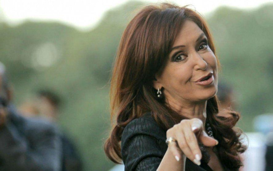 Mirá el video: ¿Una chicana de Cristina Kirchner para Clarín?