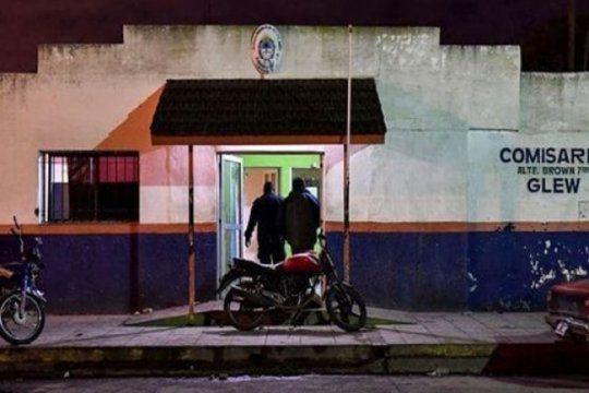 asesinaron a un remisero en glew: llevaba a una policia que se tiroteo con los delincuentes