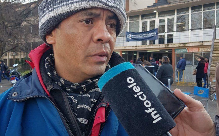 Detuvieron al conductor prófugo que causó la muerte de un joven al atropellarlo en La Plata