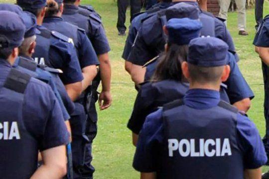 Se abrió la inscripción para la Policía bonaerense.