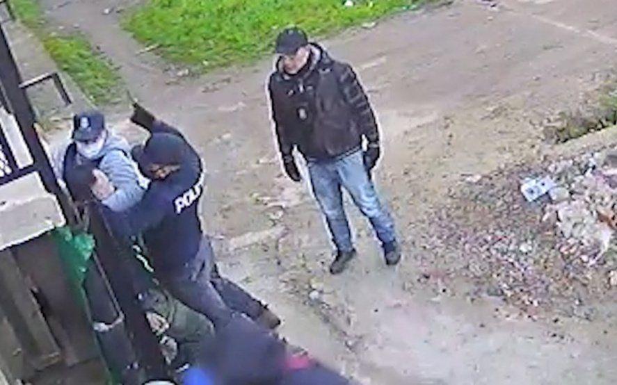 Policías de la Bonaerense cometían entraderas tras simular allanamientos